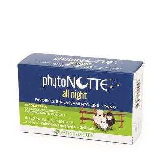 Phyto Notte All Night Farmaderbe