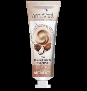 Crema Mani e Unghie Nutriente Oficine Cleman