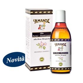 Olio Naturale Dermo Elasticizzante Rosa Mosqueta L