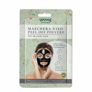 Maschera Viso Polvere Peel Off L'Amande