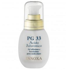 PG33 Acido Jaluronico 30ml Innoxa