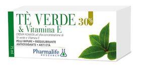Pomata Crema Te verde e Vitamina E 30% Pharmalife