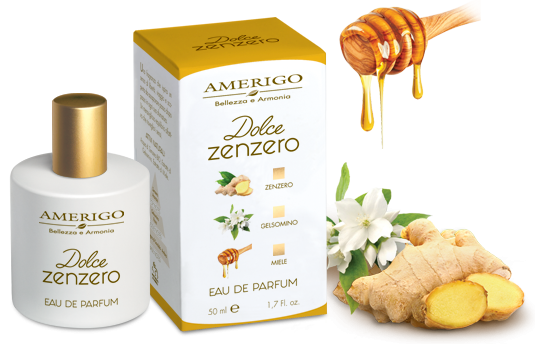 Eau De Parfum Dolce Zenzero Amerigo