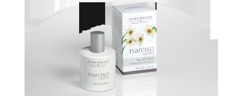 Eau De Parfum Narciso Cipriato Amerigo