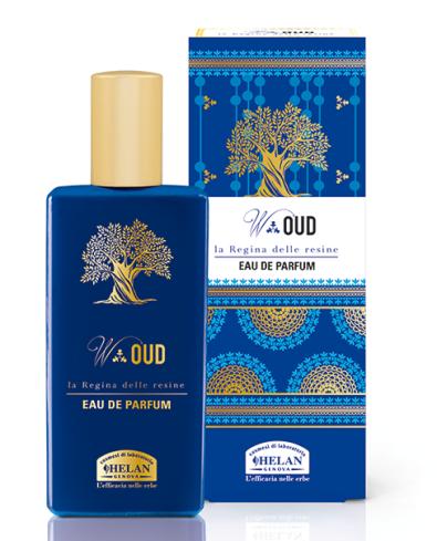 W-OUD Eau de Parfum La Regina delle Resine Helan