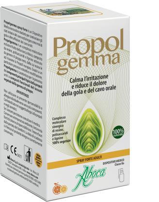 Propolgemma - Spray forte adulti Aboca