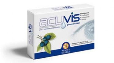 Acuvis Gocce oculari Planta medica