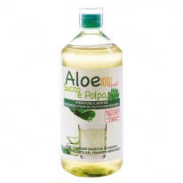 Aloe Bio Succo e Polpa 100% 1L Pharmalife