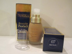 Innoxa Beauty Perfect 07 Bronze Fondotinta Multivitaminico