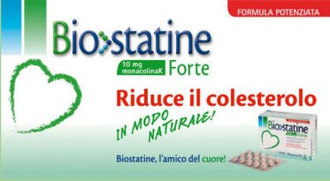 Biostatine con 10mg monacolinaK Pharmalife