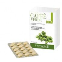 Caffe Verde 100% 45 compresse Pharmalife