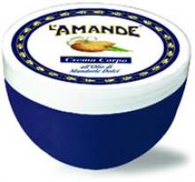 Crema Corpo all'Olio di Mandorle Dolci 200ml L'Amande