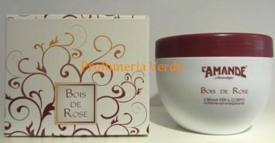 Crema Corpo Bois de Rose L'Amande