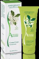 Crema Corpo Rivitalizzante Armonia Verde Amerigo Cosmesi