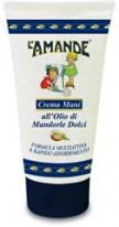 Crema Mani  all'Olio di Mandorle Dolci L'Amande