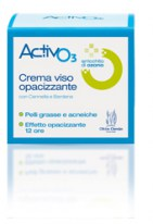 Crema Viso 12H Pelli grasse Ozono Oficine Cleman