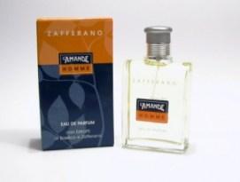 Eau de Parfum agli estratti di Basilico e Zafferano L'Amande
