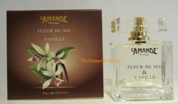 Eau de parfum Fleur de Sel & Vanille L'Amande