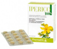 Iperico 100% 60 compresse Pharmalife