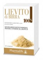 Lievito di Birra 100% 60cpr Pharmalife