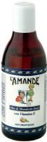 Olio mandorle dolci L'Amande con vitamina E profumato