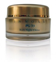 PG 33 Rich Night Creme 50ml Innoxa