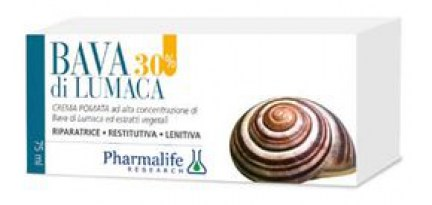 Pomata Bava di Lumaca 30% principio Pharmalife