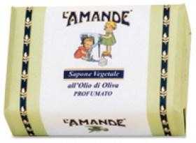 Sapone Vegetale all'Olio di Oliva L'Amande
