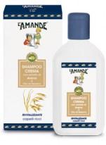 Shampoo Crema con estratto di Avena e Olio di Sesamo L'Amande