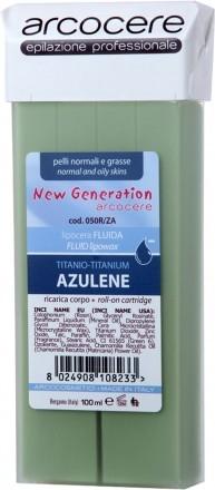 Roll on Azulene  LipoFluida Corpo