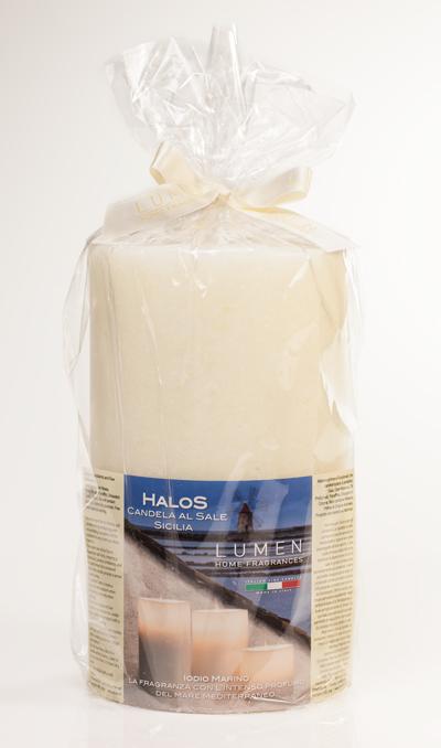 Candela Halos Sale Sicilia 12x20cm
