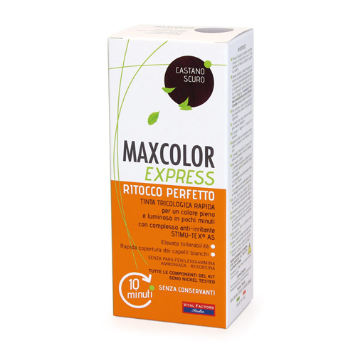 MaxColor Express Castano Scuro farmaderbe