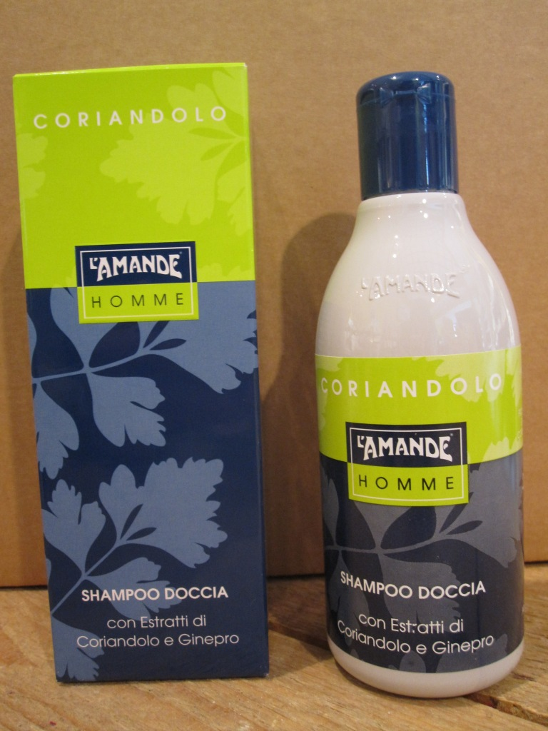Shampo Doccia Coriandolo e Ginepro L
