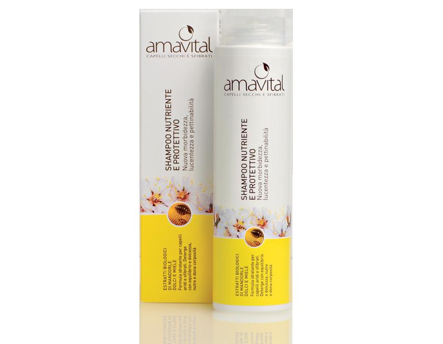 Shampoo nutriente e protettivo Oficine Cleman