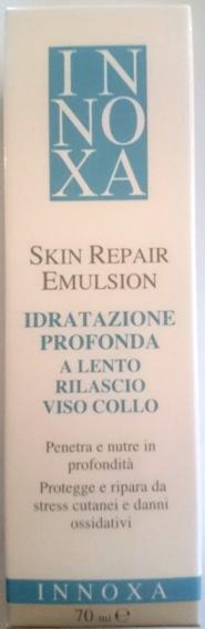 Skin repair emulsion Innoxa
