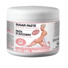 Pasta di Zucchero Ultra Soft Oro del Marocco Arco Cosmetici