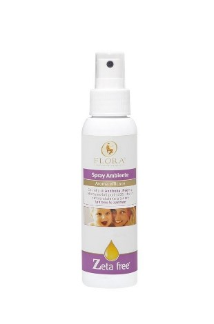 Spray ambiente Zeta Free 100ml Flora Pisa