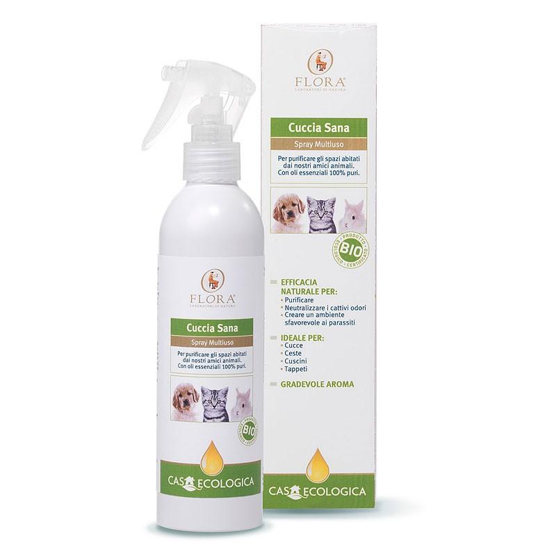 Cuccia Sana Spray 200ml Bio-Icea Flora Pisa