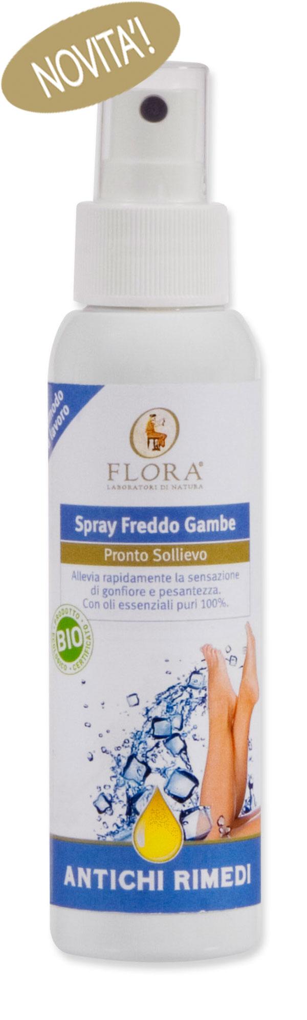 Spray Freddo Gambe Flora Pisa 100ml