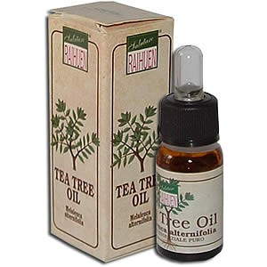 Tea Tree Oil puro 12ml Raihuen