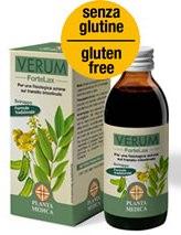 Verum ForteLax sciroppo Planta Medica